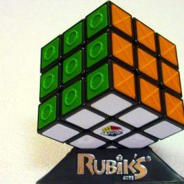 Tapintható Rubik kocka