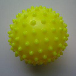 Érzékelhető tüsi labda