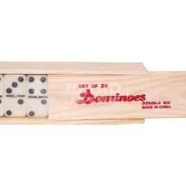 Tapintható dominó, 28 db-os