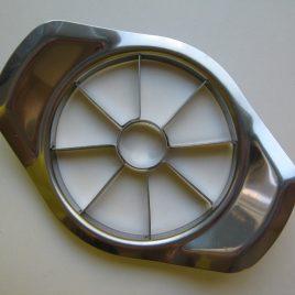 Almaszeletelő, fém