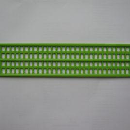 4 soros Braille tábla+pontozó