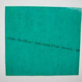 Csúszásgátló szilikon, zöld 10 X 10 cm