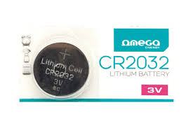 Gombelem, Omega CR 2032