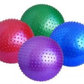 Masszázs gimnasztikai labda 85cm