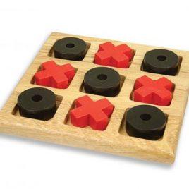 Tic-Tac-Toe logikai játék