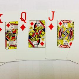Francia kártya, nagy indexes 55lap/csomag