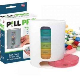 Gyógyszer adagoló, Pill Pro 7 napos