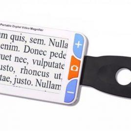 VinA5+ digitális  kézi videónagyító