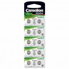 Gombelem, Camelion AG13/LR44/A76
