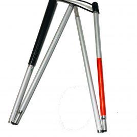 Fehérbot C1005 135cm 4 részes aluminium