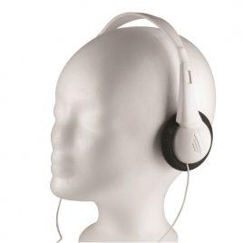 Fejhallgató stereo HPH38